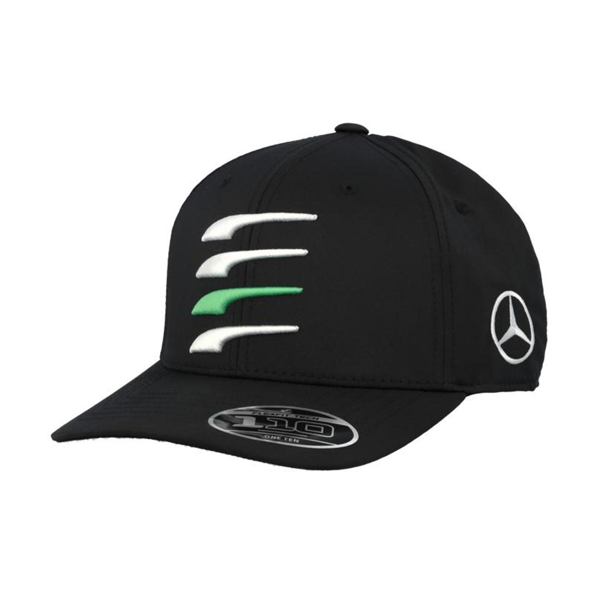 Mercedes-Benz Golf-Cap schwarz Basecap Kappe by PUMA