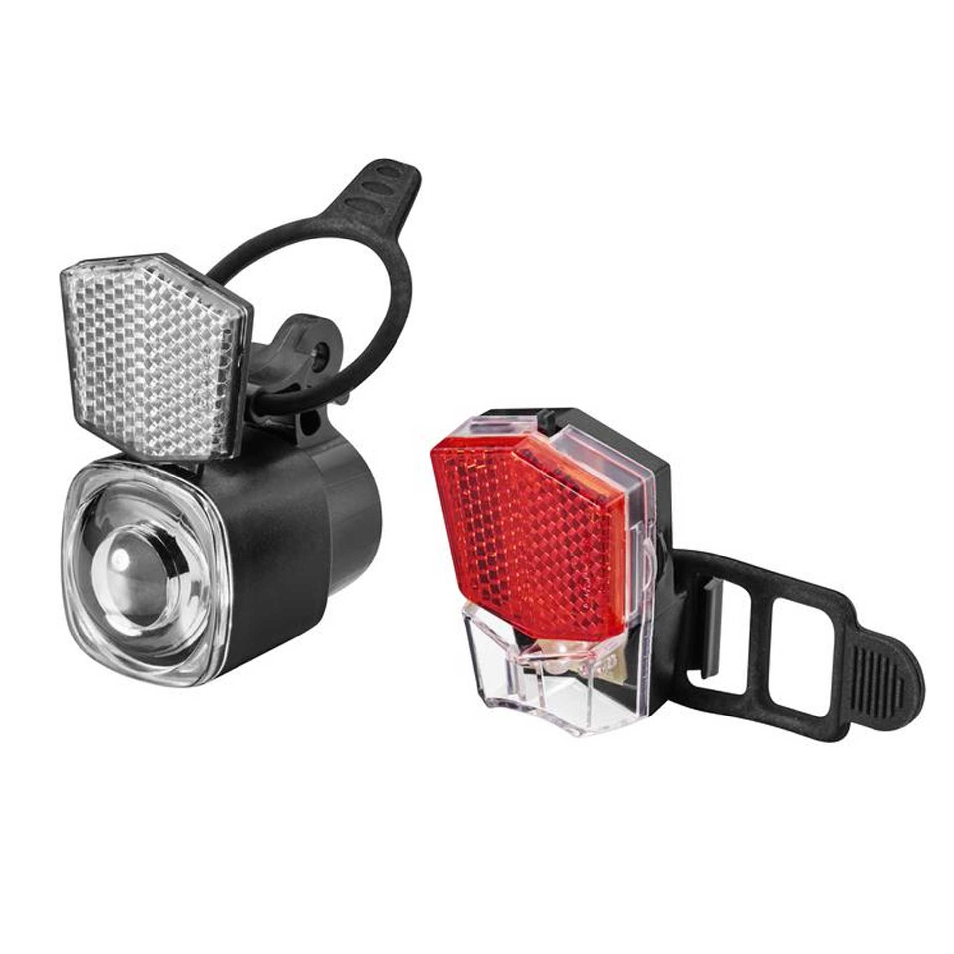 Mercedes-Benz Fahrrad LED-Lichtset