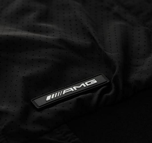 AMG Blouson Herren schwarz Größe M Original Mercedes-AMG Collection