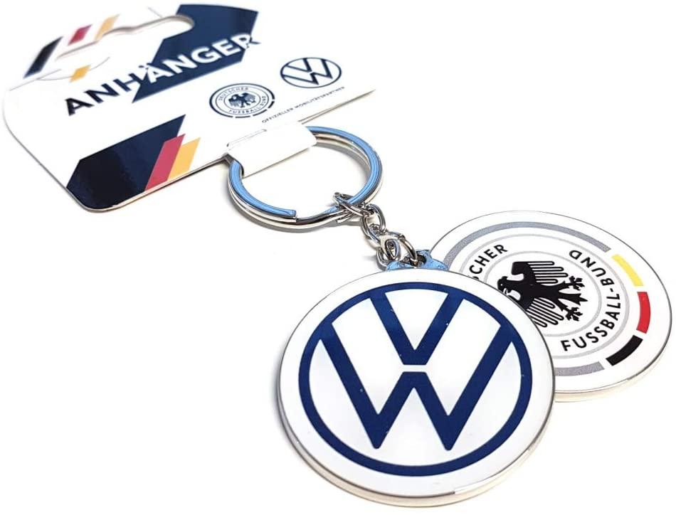 Volkswagen DFB Schlüsselanhänger rund