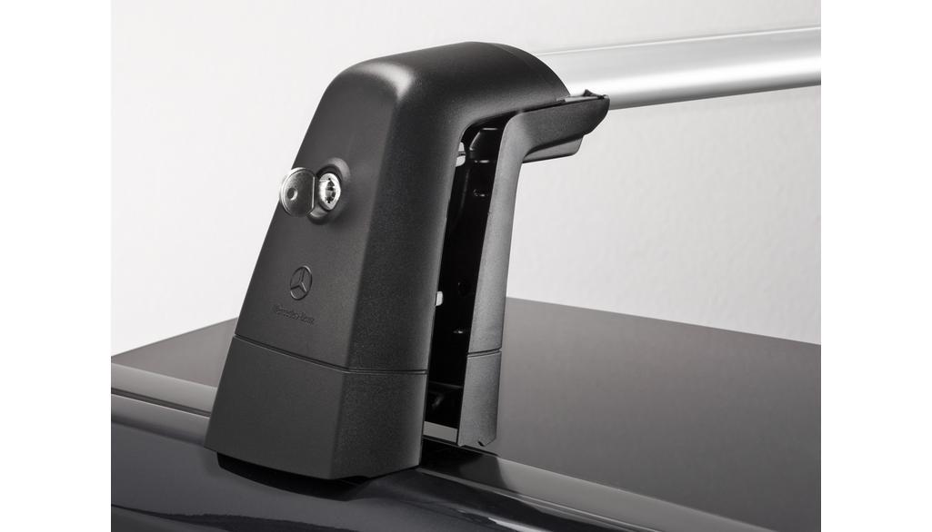 Mercedes-Benz Relingträger Grundträger Dachträger A-Klasse Satz