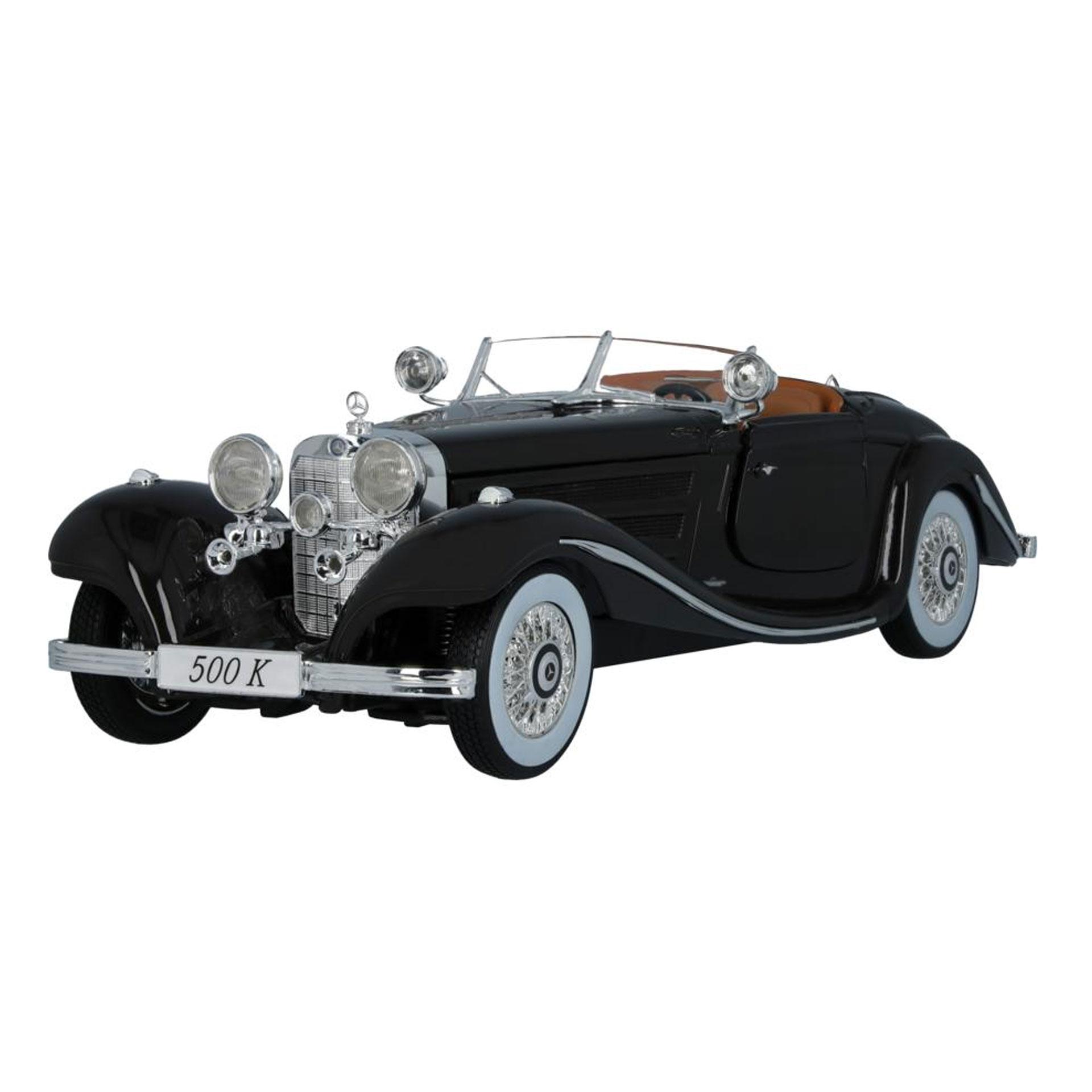 Mercedes-Benz Modellauto 500 K Spezial-Roadster W 29 (1934-1936) 1:18