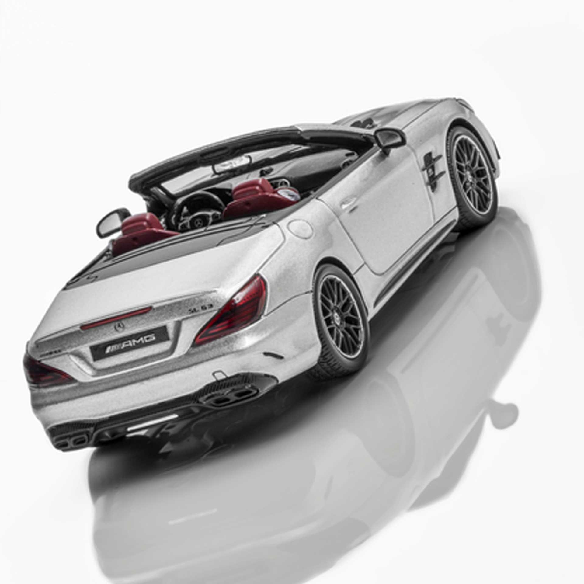 Mercedes-AMG Modellauto SL 63 AMG R 231 1:43