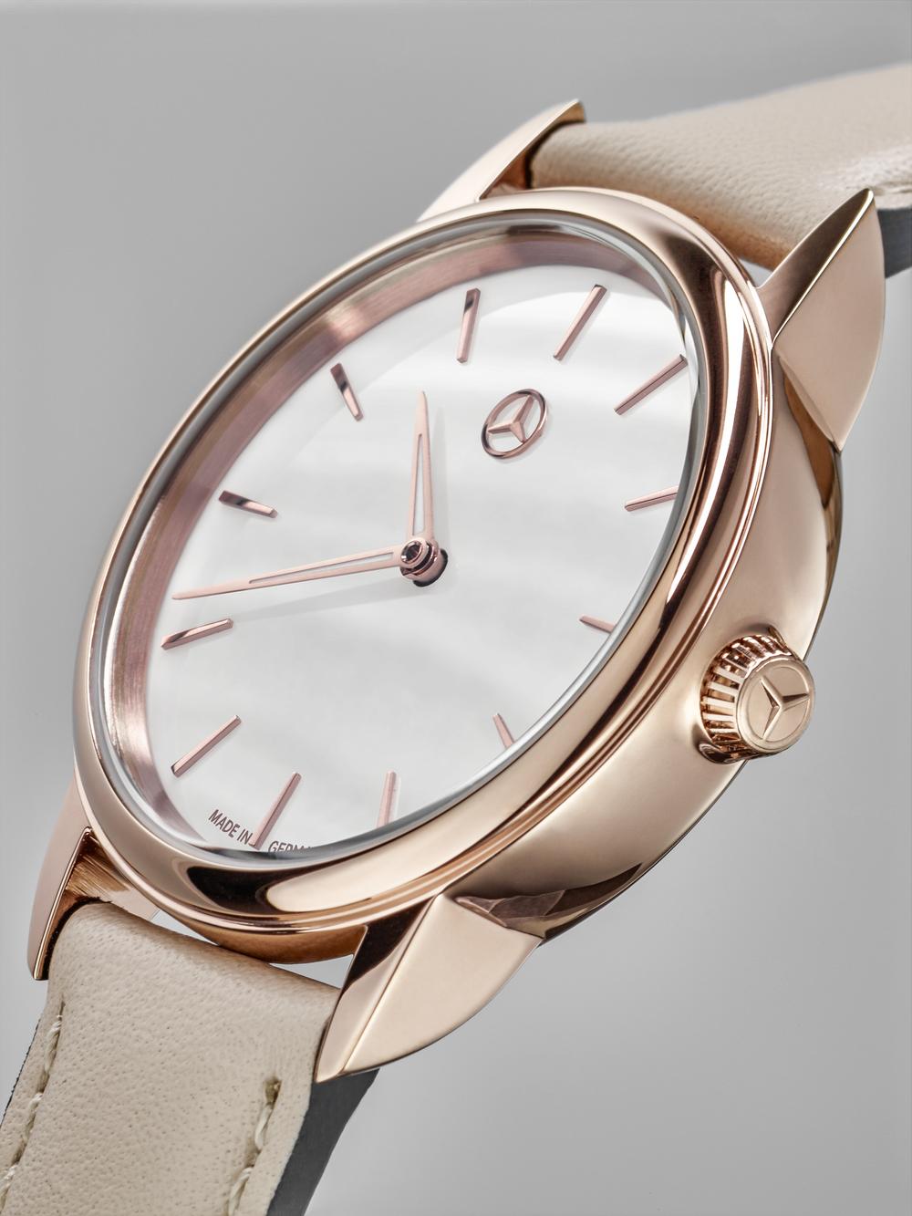 Mercedes-Benz Armbanduhr Damen Basic
