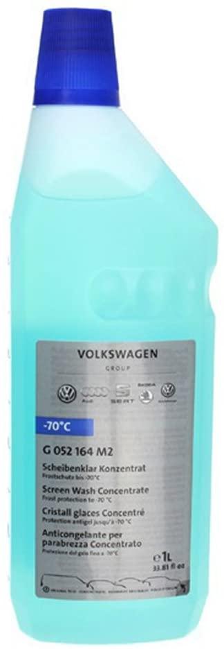 Volkswagen / Audi Scheibenreiniger inkl. Frostschutz Konzentrat -70° C Scheibenklar
