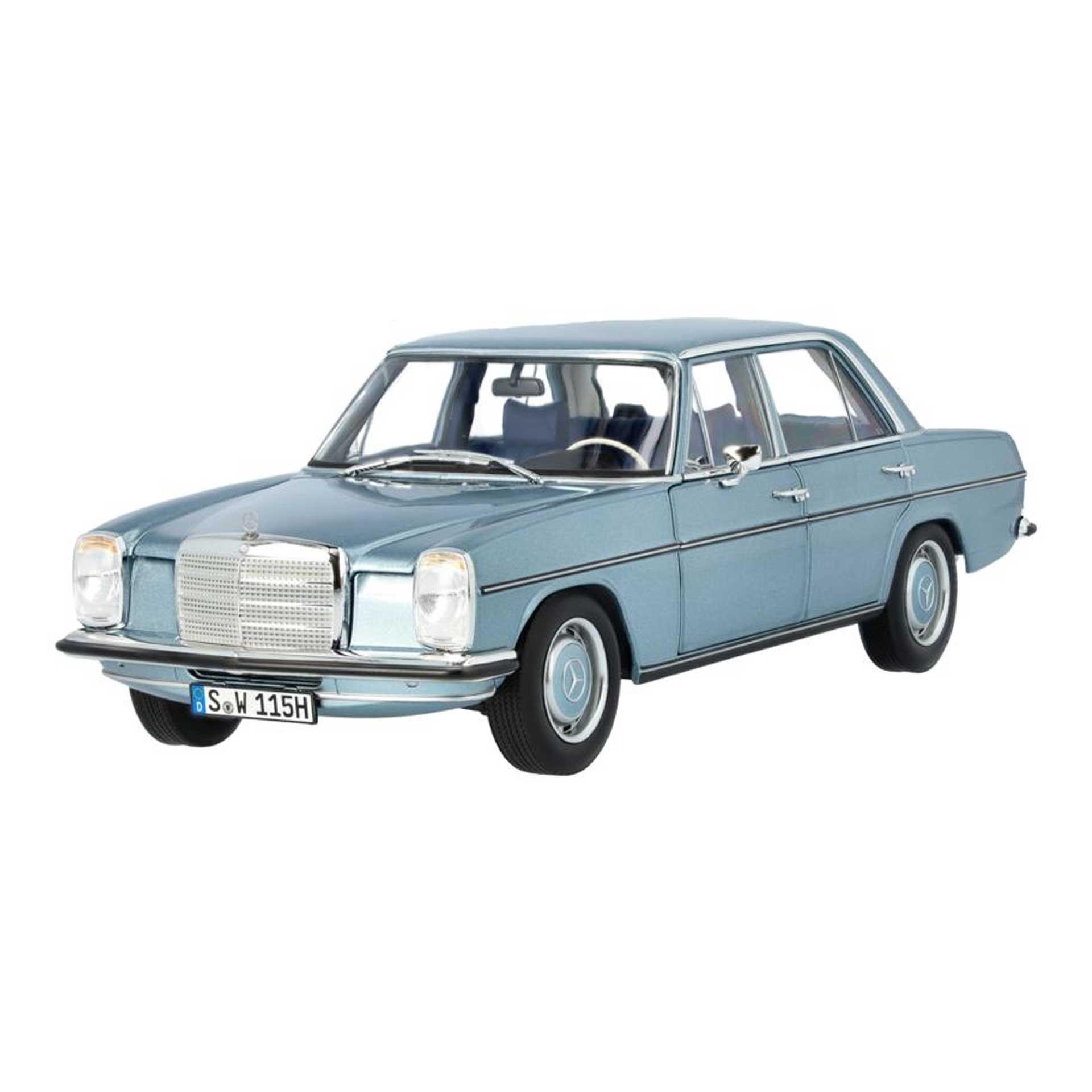 Mercedes-Benz Modellauto 200 /8 W114 W115 (1968-1973) 1:18 grau