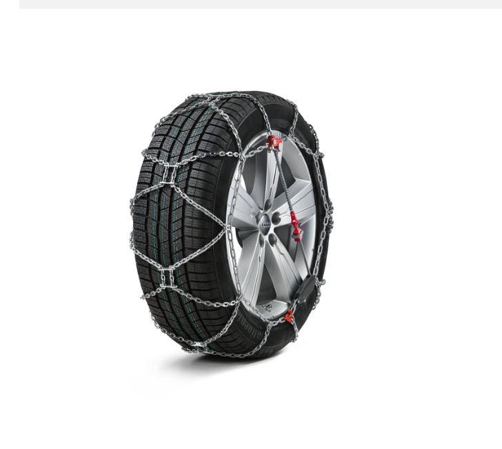 Audi Schneeketten Komfort-Klasse, für Reifen der Größe 255/60 R18, 255/55 R19