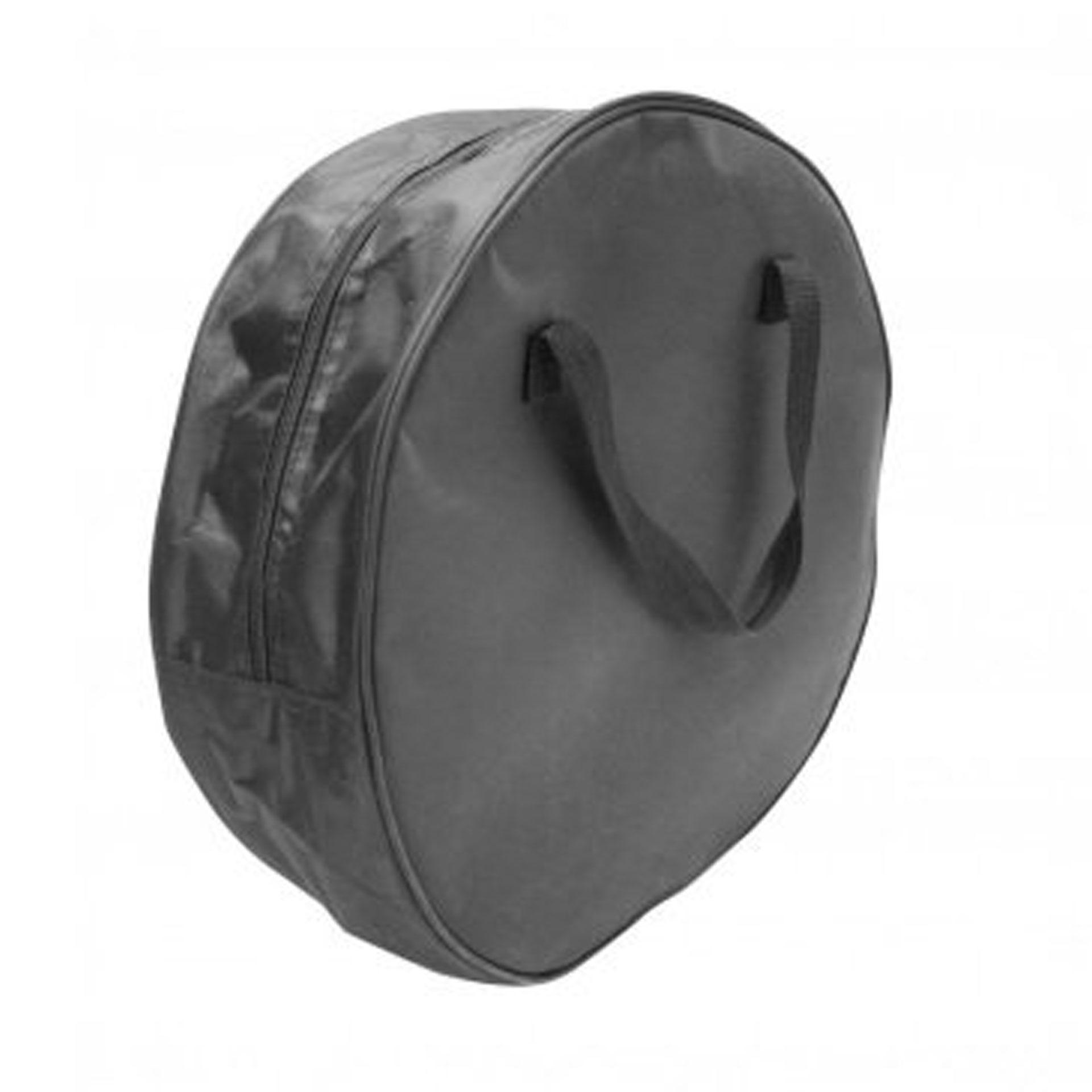 Tragetasche für Kfz-Ladekabel Aufbewahrungstasche schwarz