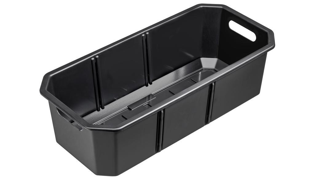 Mercedes-Benz Staubox Kunststoff schwarz Kofferraum Ablagebox