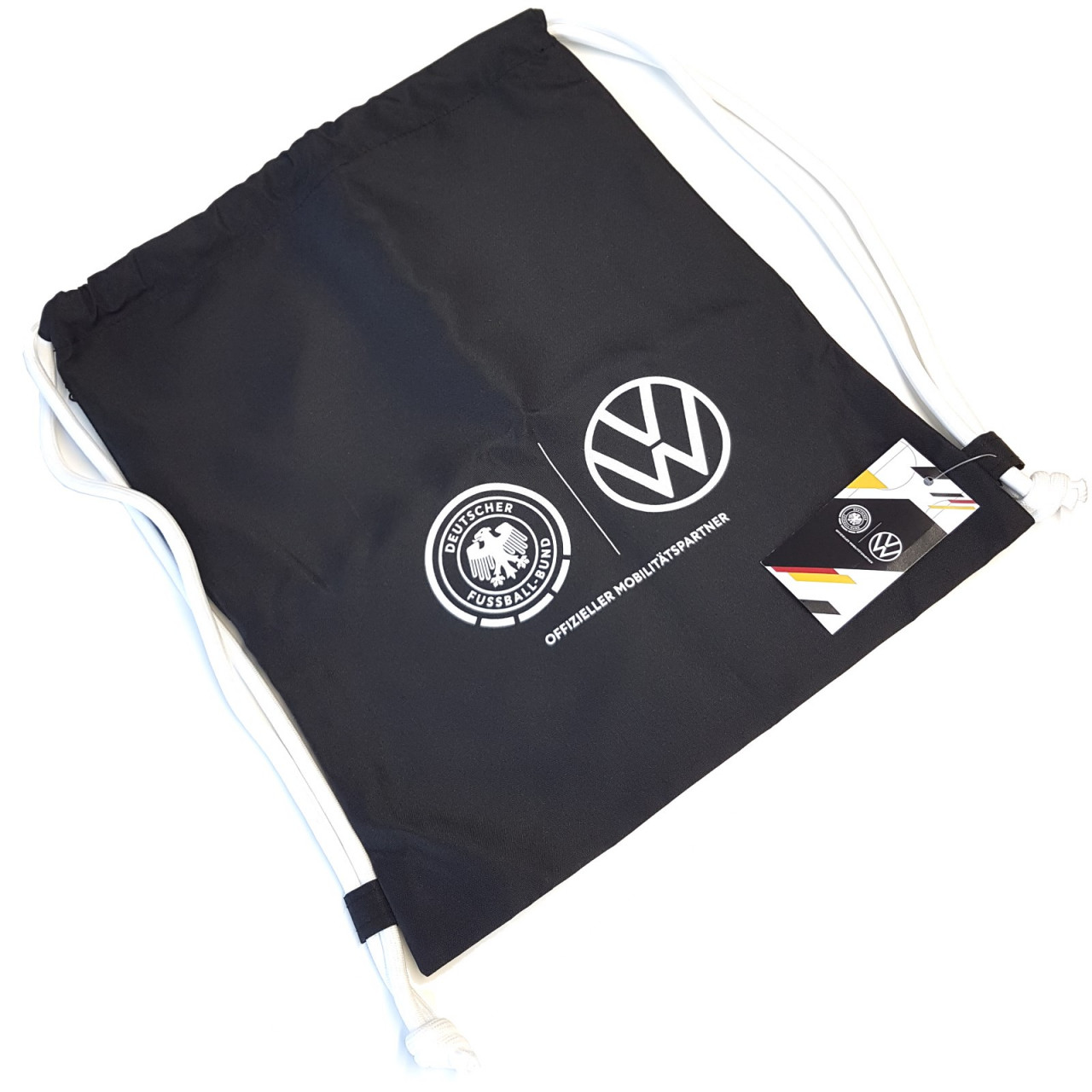 Volkswagen DFB Sportbeutel Tasche Beutel