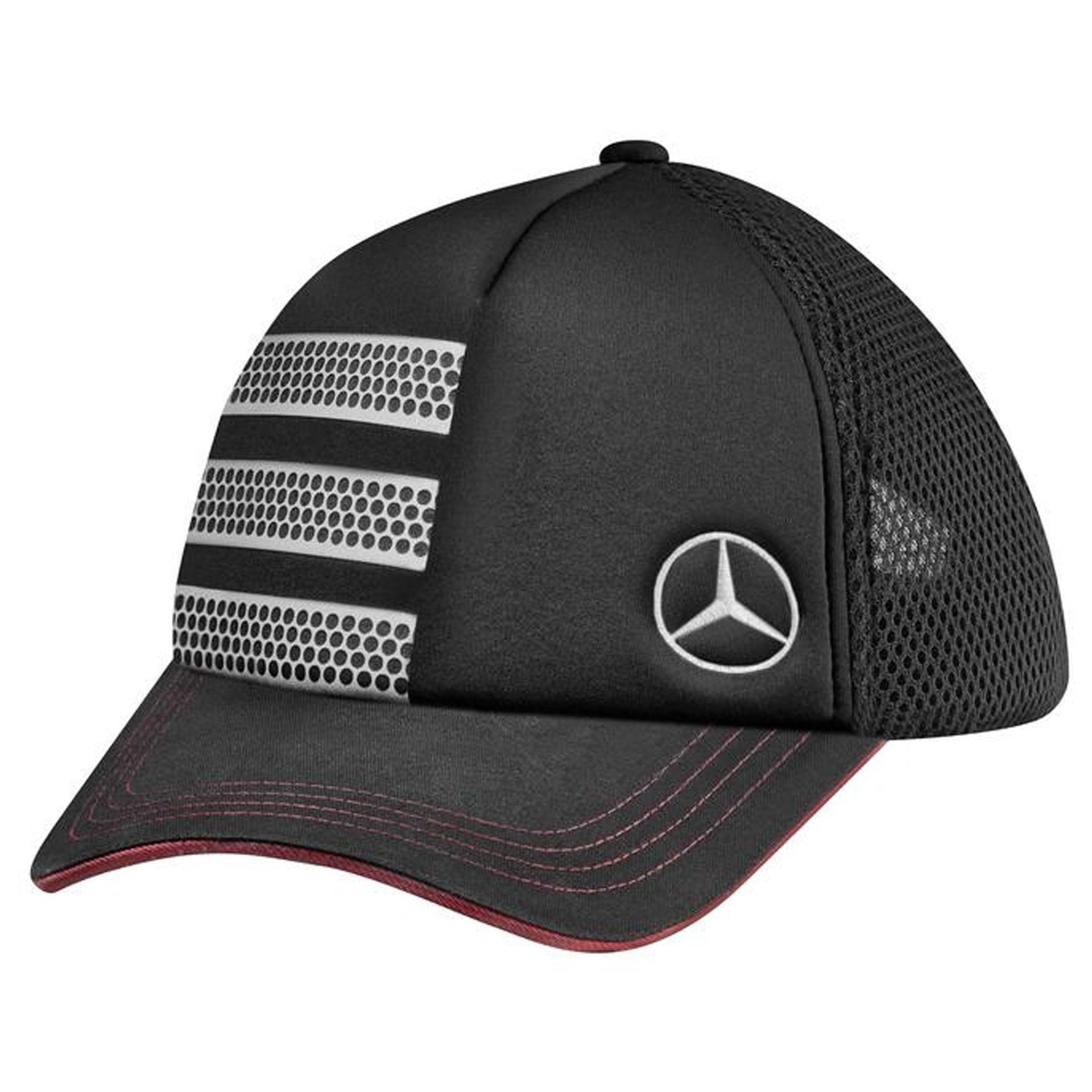 Mercedes-Benz Actros Cap Basecap schwarz