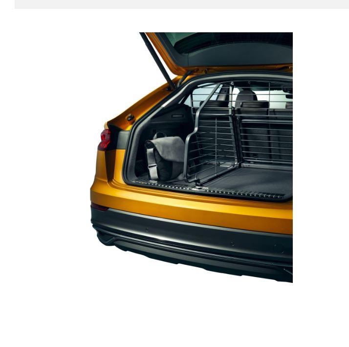 Audi Trenngitter für den Gepäckraum längs