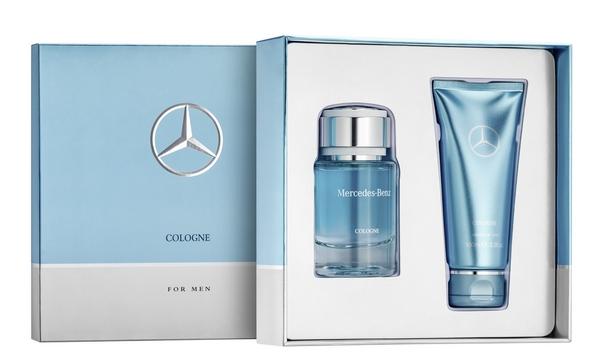 Mercedes-Benz For Men Cologne, 2er-Set, 75 ml