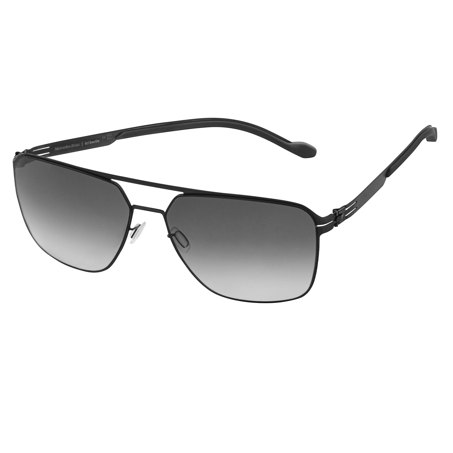 Mercedes-Benz Sonnenbrille Herren Business schwarz by ic! berlin