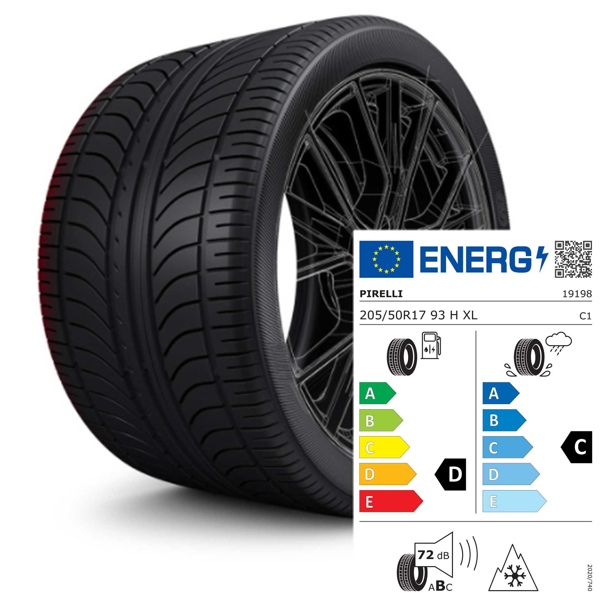 205/50 R17 93H XL Pirelli W 210 SottoZero Serie II MOE - Winterreifen