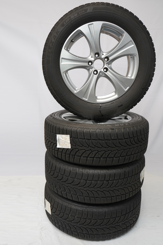 GLC (253) Gebrauchter 18 Zoll Original Mercedes-Benz  Winterkomplettrad-Satz Bridgestone