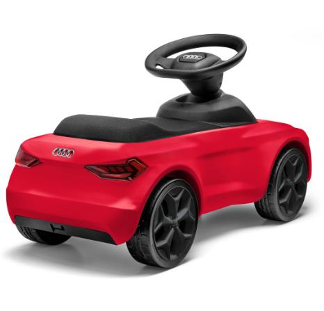 Audi A1 Junior quattro Kinderrutscher - rot