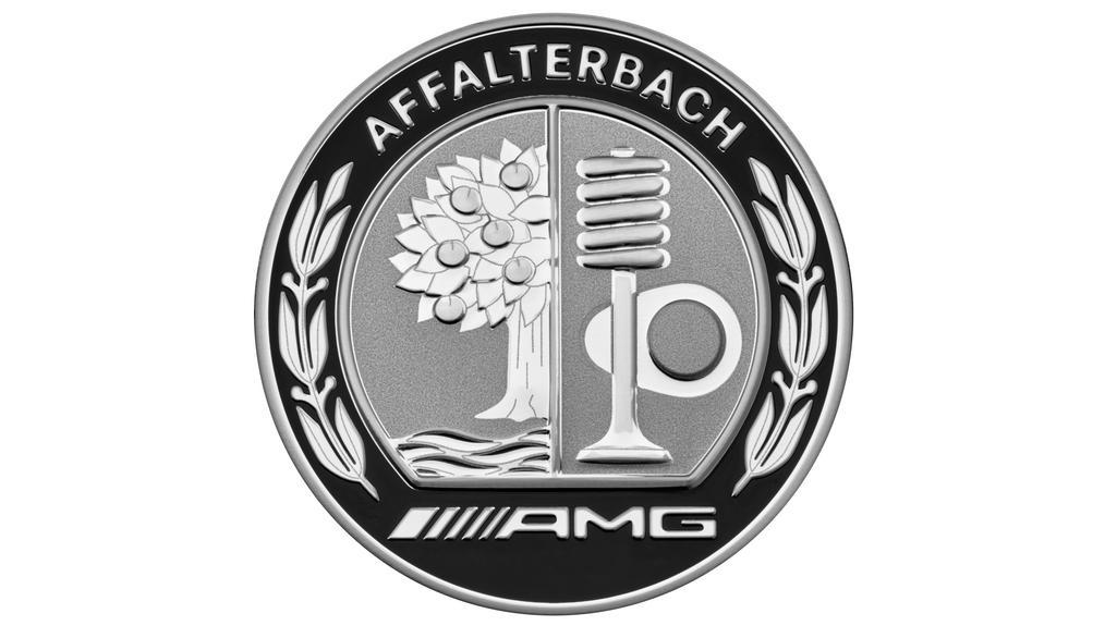 AMG Radnabenabdeckung mit AMG Wappen