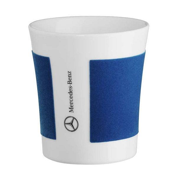 Mercedes-Benz Kaffeebecher blau