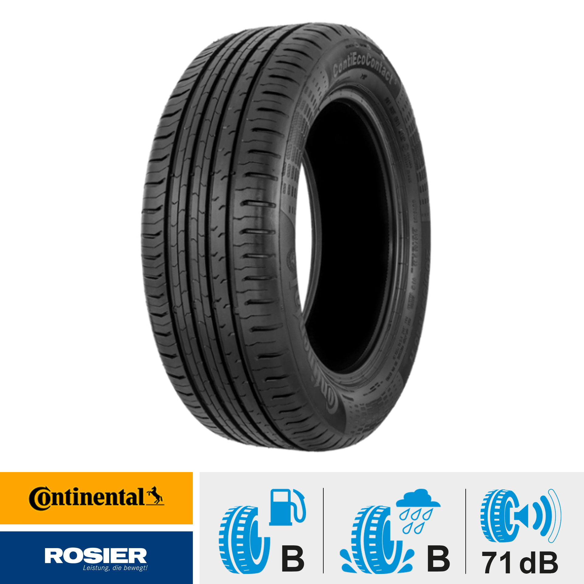 Continental ContiPremiumContact 5 205/55 R16 91 V