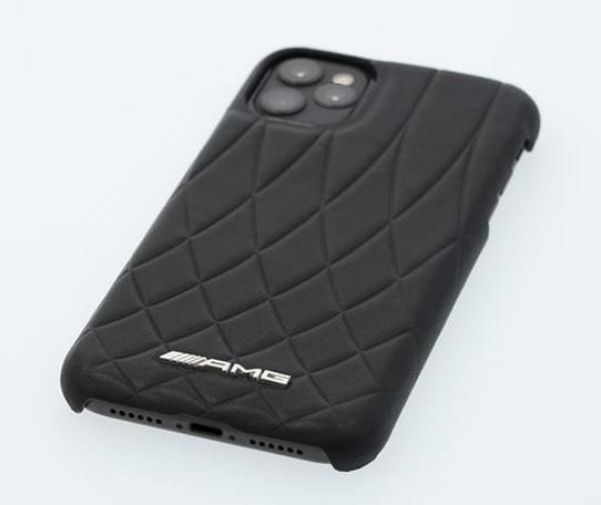 AMG Handyhülle iPhone® 11 Pro Leder Original Mercedes-AMG Collection