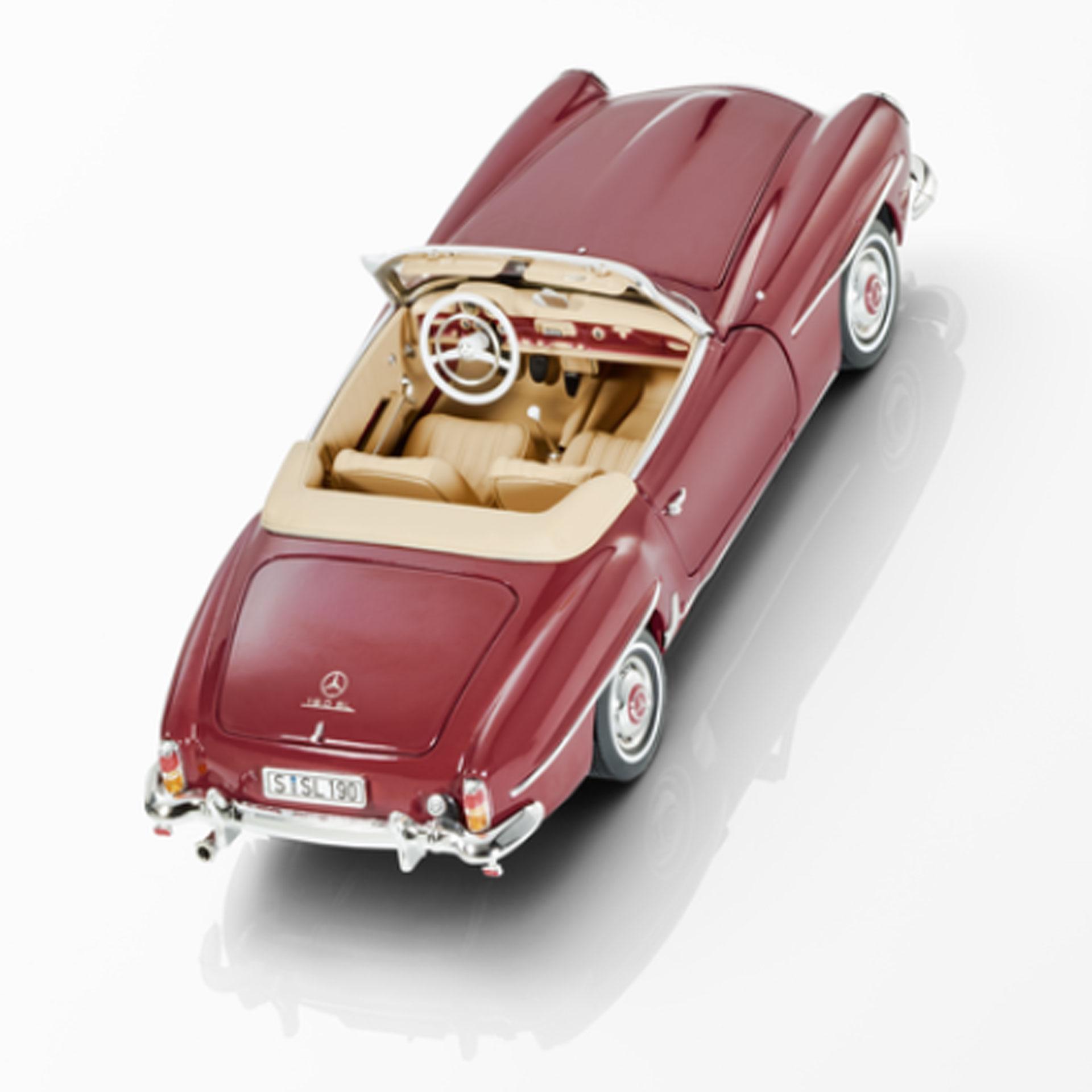 Mercedes-Benz Modellauto 190 SL W 121 (1954-1963) 1:18