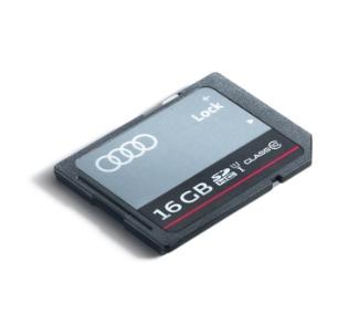Audi SD-Karte 16 GB
