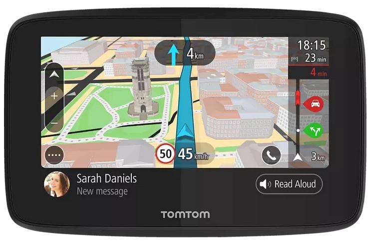 TOMTOM GO 520 PKW weltweit