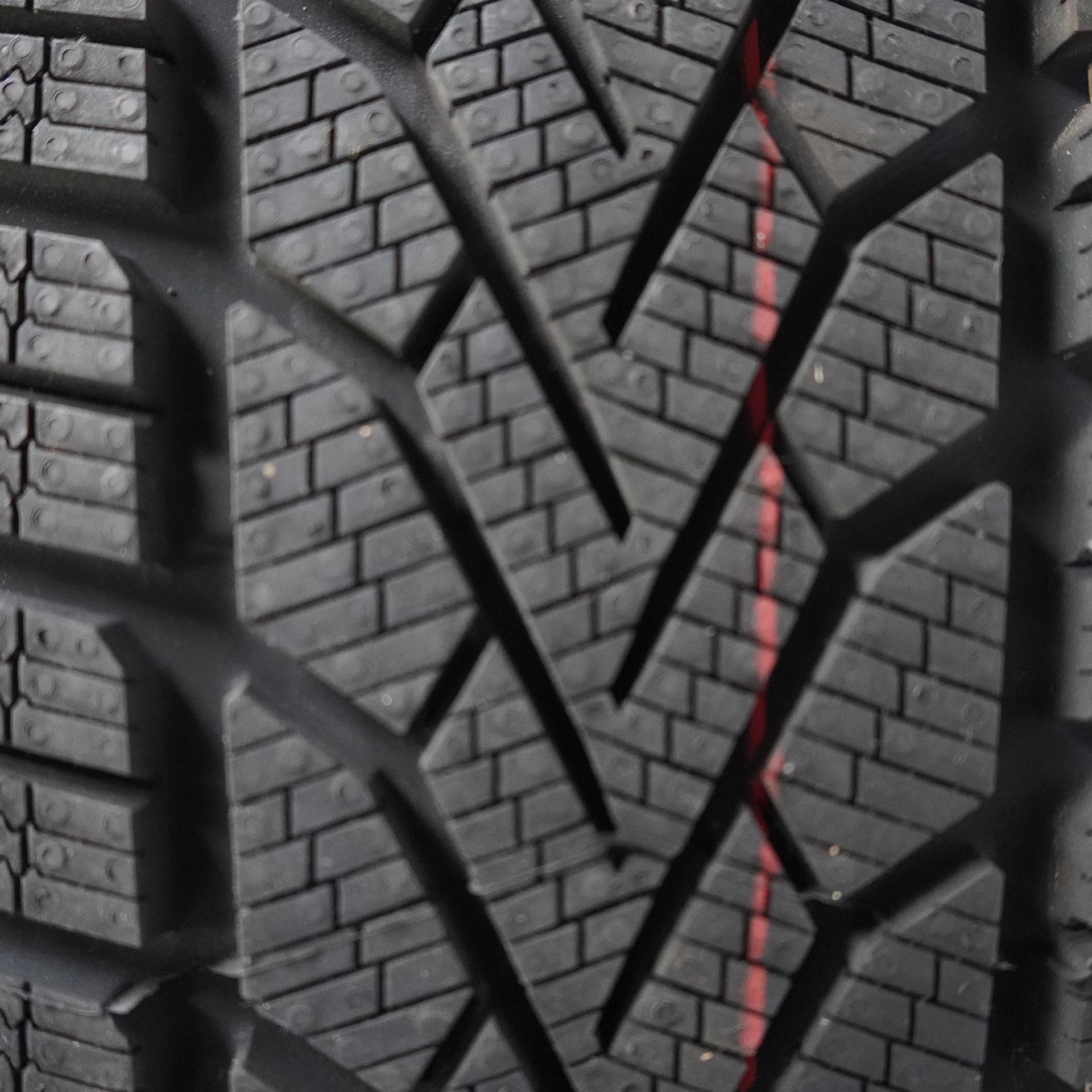 Vito (447) Gebrauchter 17 Zoll Original Mercedes-Benz Winterkomplettrad-Satz Semperit