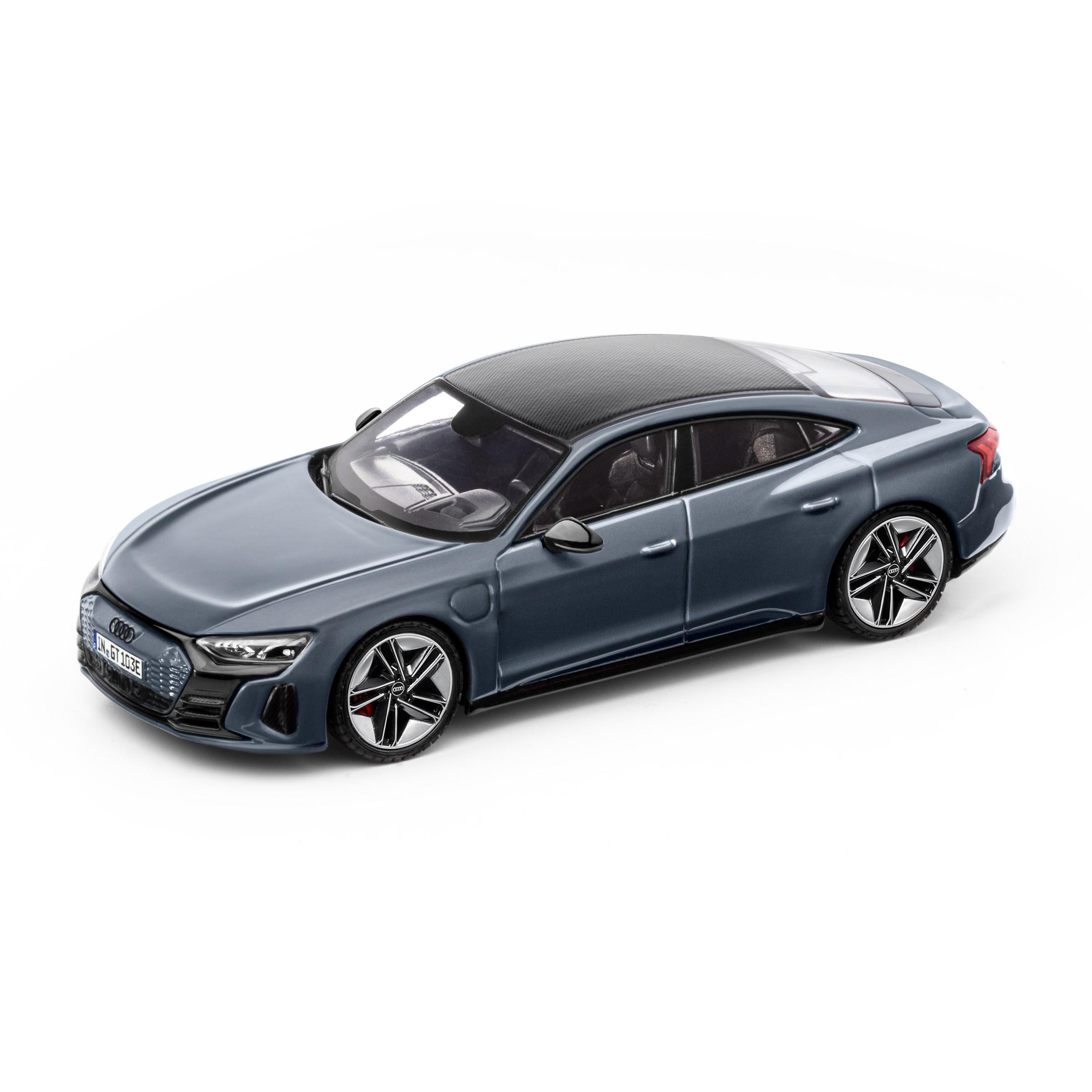 Audi e-tron GT Kemoragrau Modellauto 1:43