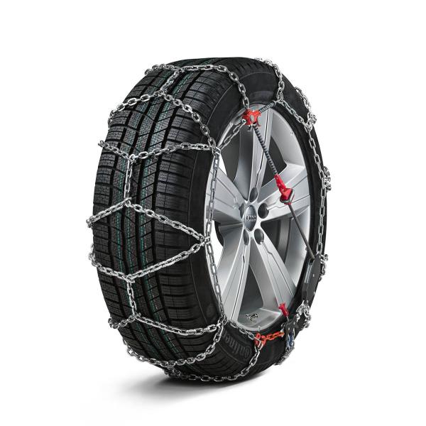 Audi Schneeketten Komfort-Klasse, für Reifen der Größe 235/65 R 17