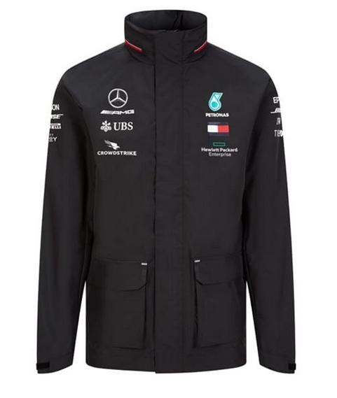Petronas Regenjacke Herren Team Original Mercedes-AMG Collection