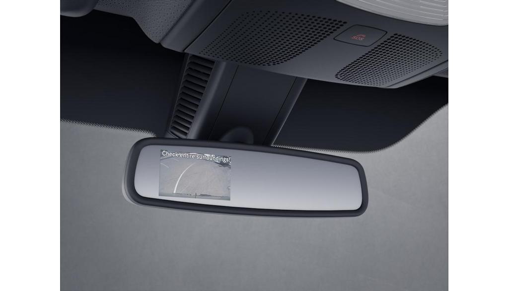 Mercedes-Benz Rückfahrkamera, Sprinter - FR3 Spiegel