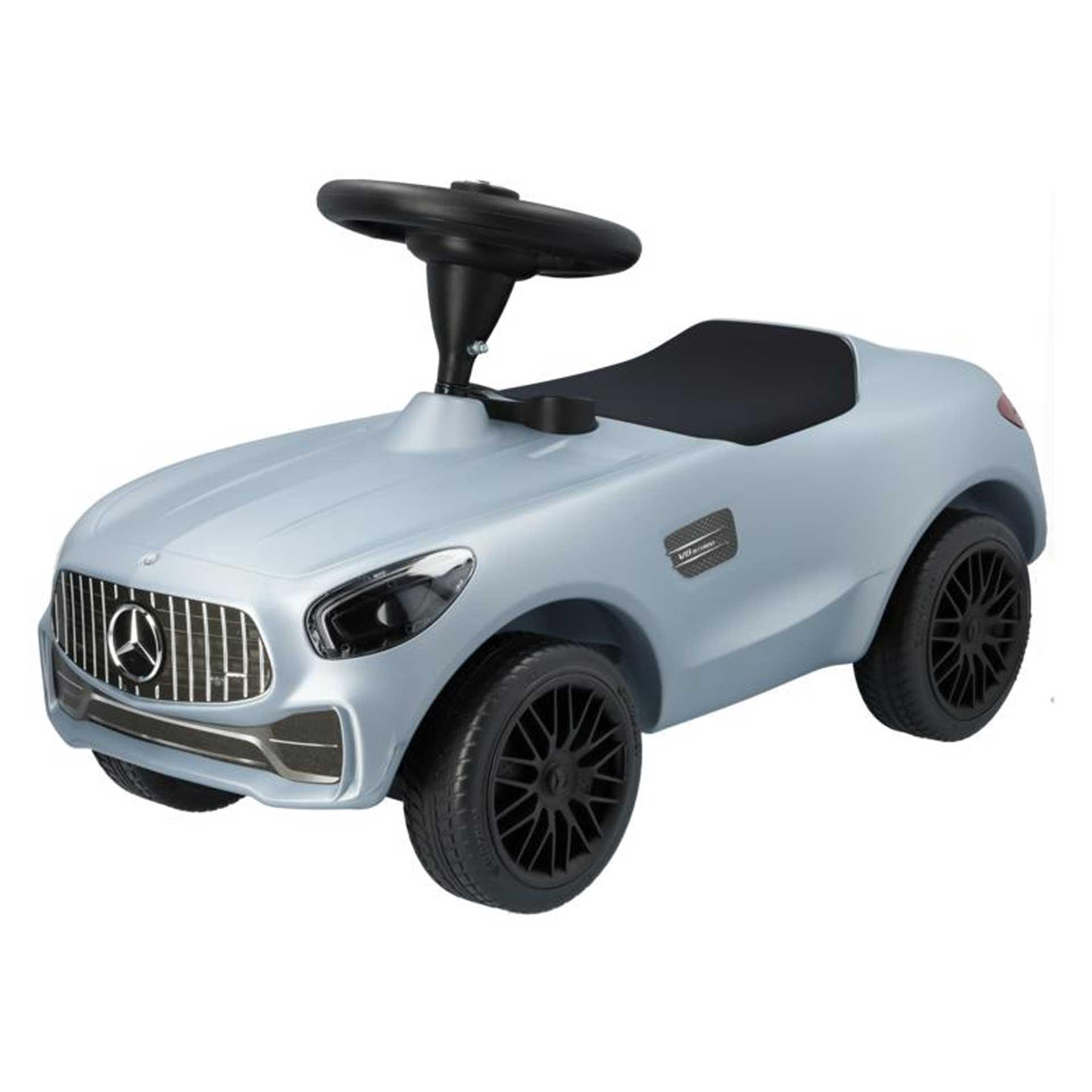 Mercedes-AMG Kinderrutscher Bobby-AMG GT silber