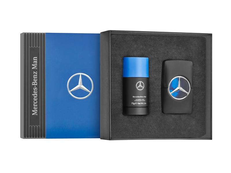 Mercedes-Benz Man 2er-Set Geschenkset