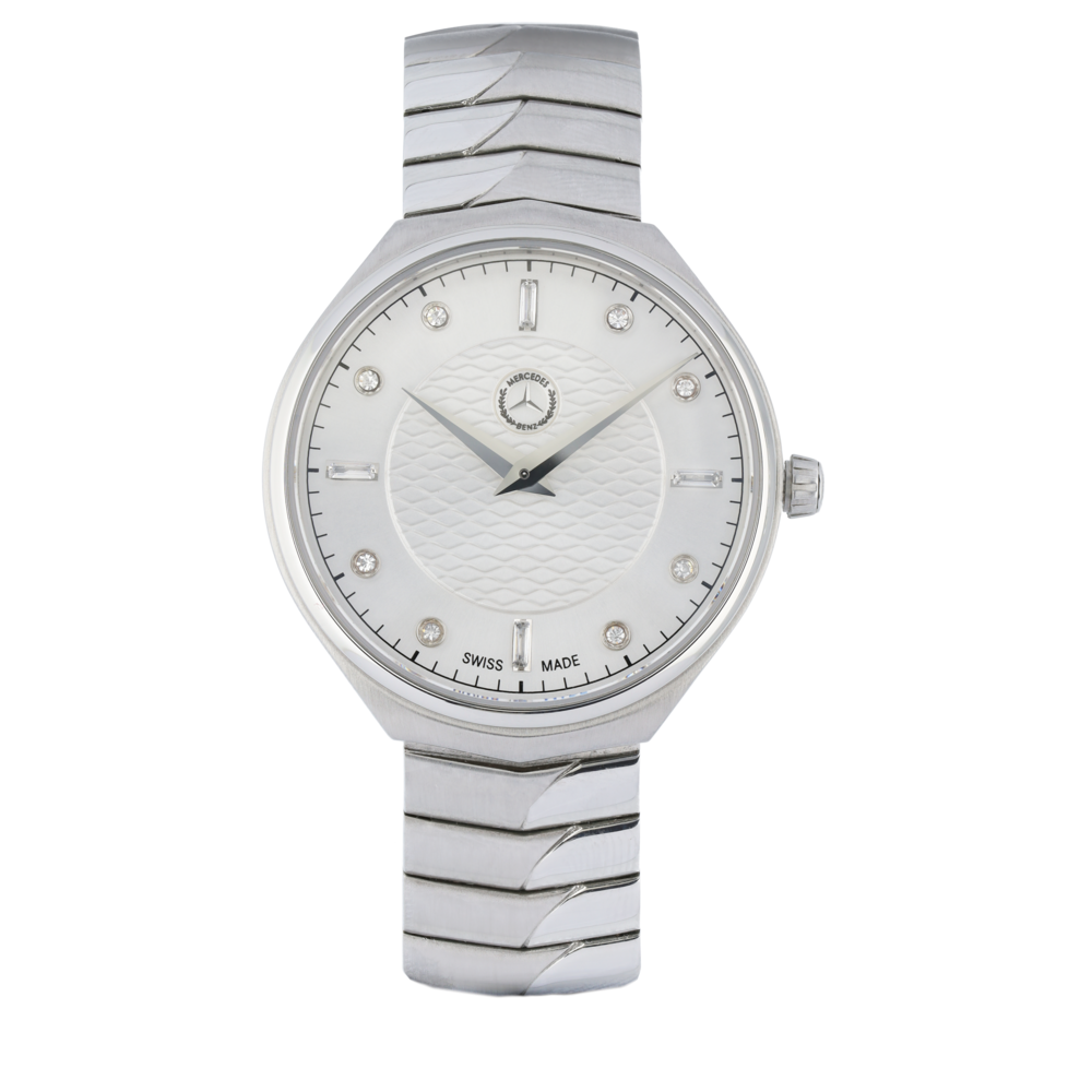 Mercedes-Benz Armbanduhr Damen, Classic Lady Diamond