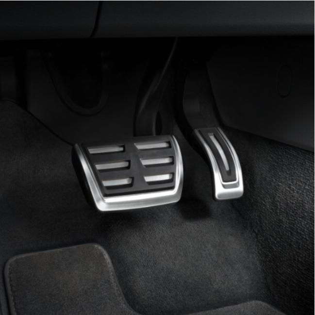 Audi Pedalkappen Edelstahl A4 A5 Q5