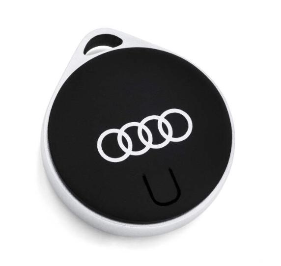 Audi Schlüsselanhänger KeyFinder - schwarz