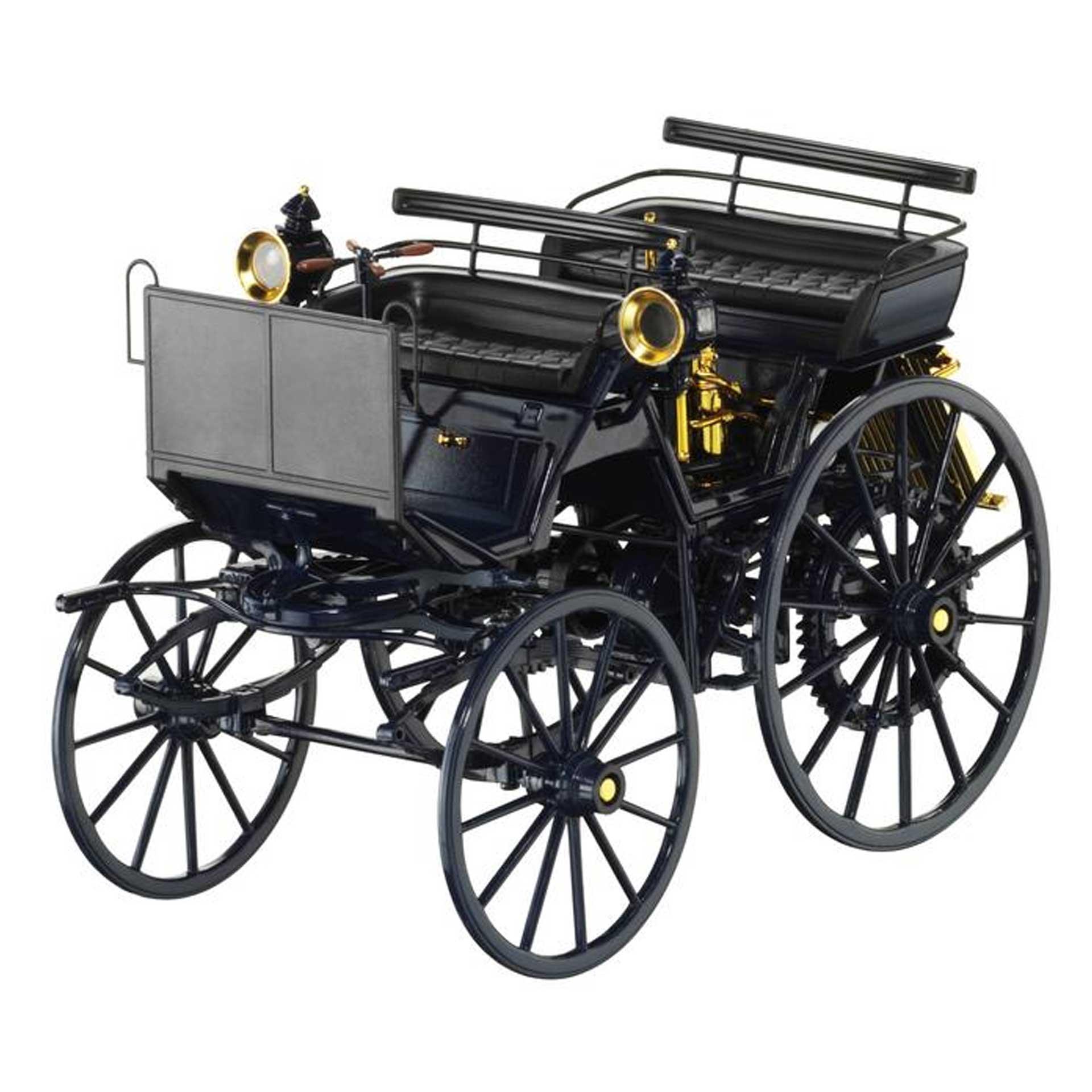 Daimler Motorkutsche (1886) 1:18
