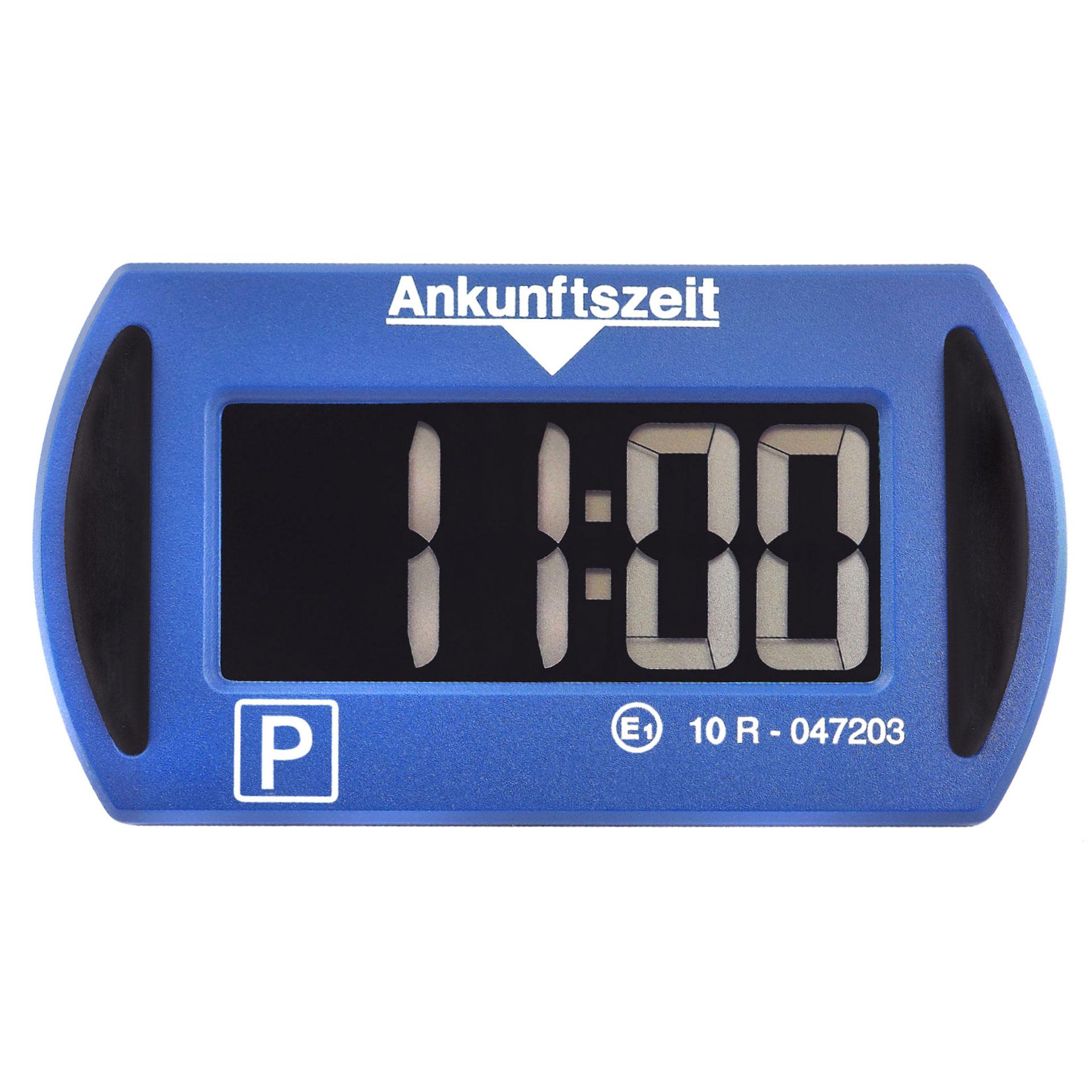 PARK LITE Mini elektronische Parkscheibe in blau