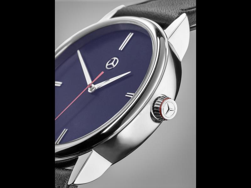 Mercedes-Benz Armbanduhr Herren Basic