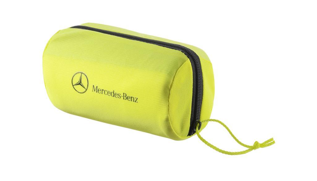 Mercedes-Benz Warnweste kompakt gelb