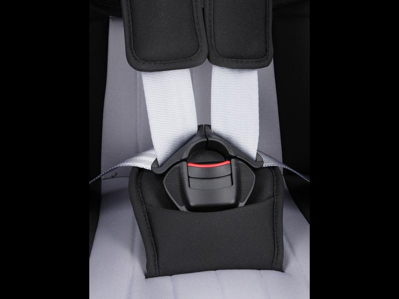 Mercedes-Benz Kindersitz DUO plus mit ISOFIX Gewichtsgruppe 1