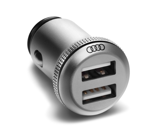 Audi USB-Ladeadapter dual