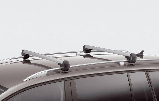 Volkswagen Satz Tragstab Dachgepäckträger VW Touran