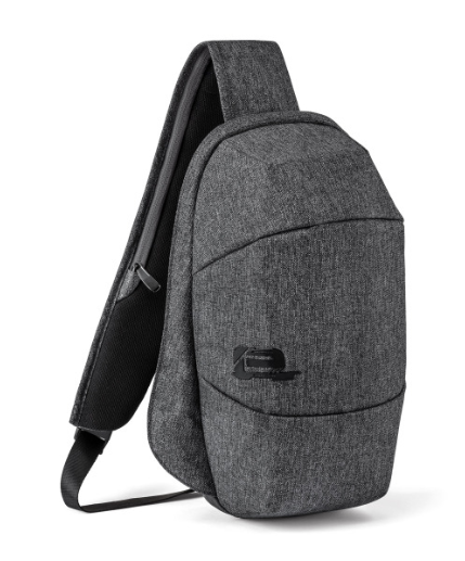 "Audi Smart Urban cross-over bag ""e-tron"" - grau"