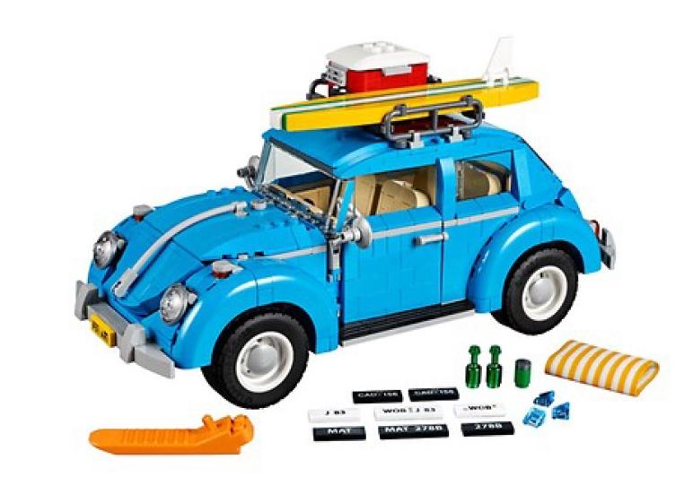 Lego  VW Käfer blau