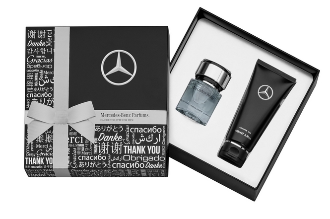 Mercedes-Benz For Men, 2er-Set