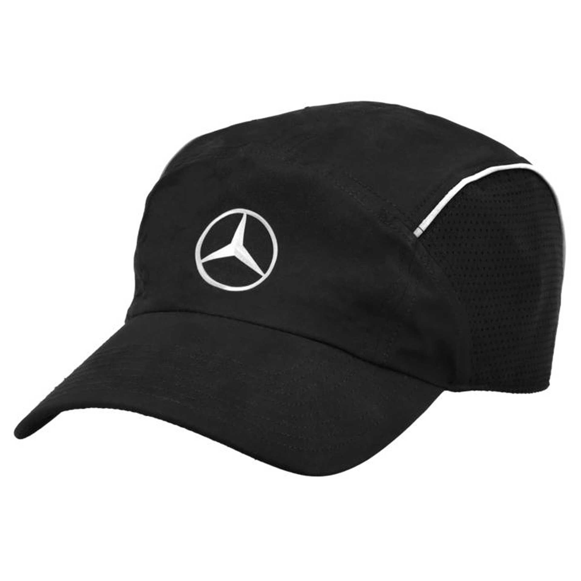 Mercedes-Benz Cap Kappe Basecap Schwarz by PUMA