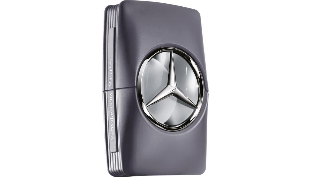 Mercedes-Benz Man Grey Eau de Toilette